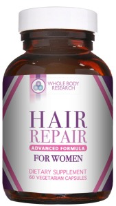 whole body research hair repair for women
